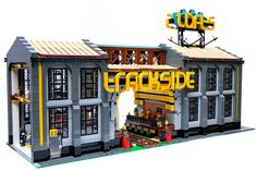 Trackside Lofts | gotoAndLego | Flickr