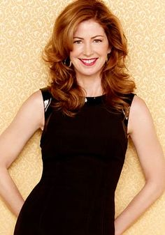 Dana Delaney in Body of Proof  Another look at her hair color