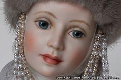 Художественная кукла Светланы Никульшиной«Рождественская сказка»
