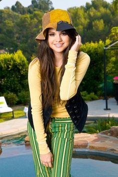 "Selena Gomez Music Star Fabric poster 36"" x 24""  20"" x 13""--025"