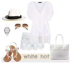 White hot by Coastal Style Blog
