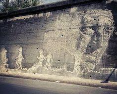rare street art