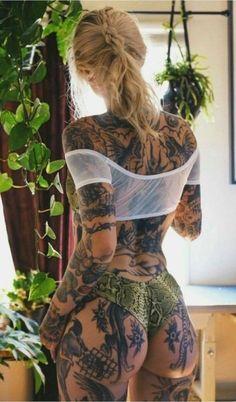 All Tatoo Gallety Sexy Tattoos, Body Art Tattoos, Tattoos For Women, Tattooed Women, Nature Tattoos, Tattoo Art, Tattoo Girls, Girl Tattoos, Tatoos