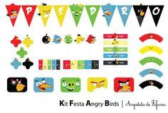Angry Birds - Arquiteta de Fofuras - 10673