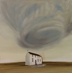 The White House (Sad Cloud)