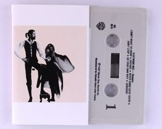Fleetwood Mac - Rumors Cassette Tape by JeepsterVintage on Etsy