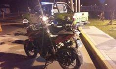 Siete hombres detenidos y siete motos secuestradas en distintos procedimientos de control vehicular