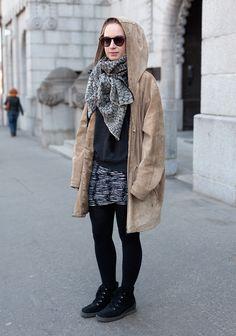 Jenny - Hel Looks - Street Style from Helsinki