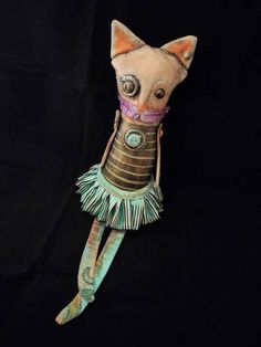 My First Art Dolls: Tips and Tricks TUTE from Doll-Making Newbie :) - TOYS, DOLLS AND PLAYTHINGS