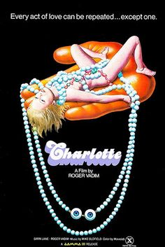 Charlotte - 1975 - Movie Poster