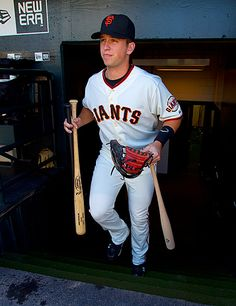 Buster Posey, 2010  The kid gets called up in 2010.  Brad Mangin Photography