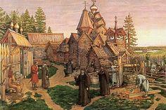 История архитектуры Древней Руси