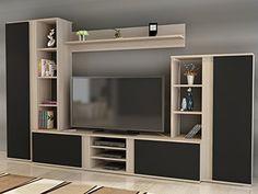 Tv Unit Furniture Design, Tv Unit Interior Design, Tv Wall Design, Modern Tv Room, Modern Tv Wall Units, Tv Cupboard Design, Tv Unit Decor, Tv Stand Designs, Living Room Tv Unit Designs