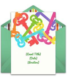 housewarming online invitations