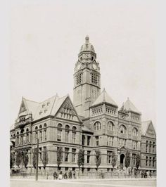 old jefferson county courthouse