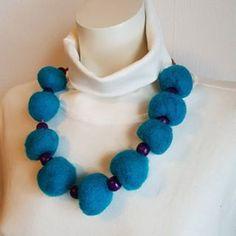 by itu ( Crochet Necklace, Beaded Necklace, Itu, Jewelry, Instagram, Fashion, Crochet Collar, Jewellery Making, Moda