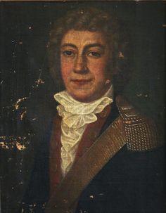 Szymon Kossakowski 1777-1828 podkomorzy kowieński