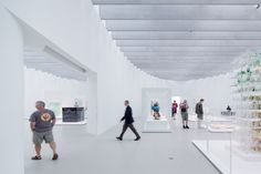 Gallery of Corning Museum of Glass / Thomas Phifer and Partners - 25