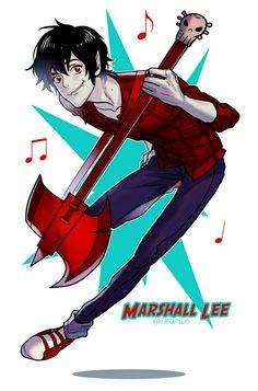 Marshall Lee