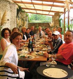 Joanne Weir's Culinary Tours through Morocco, France, Spain and Italy... a dream come true
