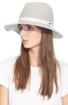 9c510903 Free shipping and returns on rag & bone Floppy Brim Wool Fedora at  Nordstrom.