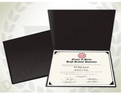 "#diploma #folders from #Diploma_Company. 8.5""x11"" or 11""x14"" high quality #leather."