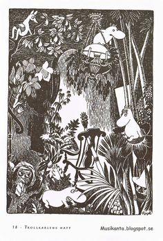 Idag är det hundra år sen Tove Jansson föddes. En barnboksförfattare som redan blivit klassisk under sin livstid. Även som vuxen har man st...