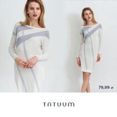 Szukasz wiosennej sukienki? Polecamy ARAMIĘ - casualowa sukienkę o prostym kroju, z długimi rękawami – idealną na wczesnowiosenną aurę ! Teraz w super cenie 79,99 zł!