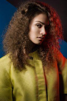 model: Sasha Obodianska stylization: Color Stain Studio - Ewa Pietrzyk hair: Agnieszka Kuczmaszewska SalonFryzjerski