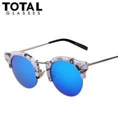 $8.39 (Buy here: https://alitems.com/g/1e8d114494ebda23ff8b16525dc3e8/?i=5&ulp=https%3A%2F%2Fwww.aliexpress.com%2Fitem%2FPoints-Sun-glasses-Women-Sexy-Retro-Vintage-Eyewear-Semi-Rimless-Coating-Glasses-Men-Brand-Designer-Sunglass%2F32310899320.html ) Totalglasses Women Sexy Retro Vintage Eyewear Semi Rimless Coating Glasses Men Brand Designer Sunglass Gafas Oculos for just $8.39
