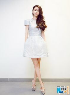 Angelababy Looking Angelic at Event in Guangzhou Senior Girl Poses, Angelababy, Asian Celebrities, Chinese Actress, Asia Girl, Beautiful Asian Women, Beauty Women, Asian Beauty, Korean Fashion