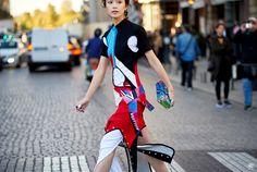 Paris Fashion Week SS17 Janice Man Photo by YuYang