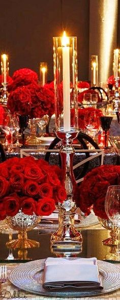 Romance and roses ~ Debbie ❤