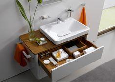 Przechowywanie w łazience. 15 praktycznych pomysłów  - zdjęcie numer 2