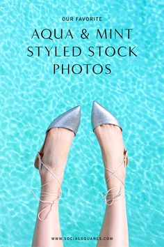 Aqua & mint stock social media images for small business owners, creatives, entrepreneurs and bloggers! Get access to thousands of social media images plus tons of helpful tools and resources for growing your social media presence & improving your marketing strategy! Let us help you create a feed that gets noticed! Click to find out more about Social Squares now!   feminine stock photos   styled stock photography   styled stock   #socialsquares #styledstock #freephotos Social Media Images, Social Media Design, Email Newsletter Design, Stock Imagery, Aqua Blue Color, Blog Images, Color Inspiration, Feminine, Stock Photos