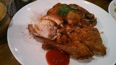 鶏の半身から揚げ