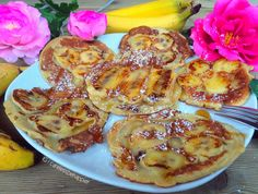 APPLE PANCAKES | Welcome to my healthy food paradise