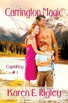 That Carrington Magic (CupidKey) by Karen Rigley