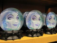More haunted mansion merchandise available!