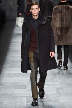 Fendi Fall 2015 Menswear - Collection - Gallery - Style.com