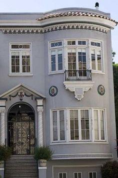 Pacific Heights San Francisco house