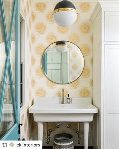 Thibaut Wallpapers Bahia - Next Day Delivery, - Laundry Room Design, Designer Wallpaper, House Design, Indoor, Mirror, Prints, Bathrooms, Scale, Environment