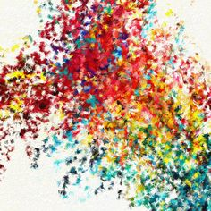 Christian Art | Psalm 48:9. Meditate On The Love Of God | Battlefield of the Mind Modern Art
