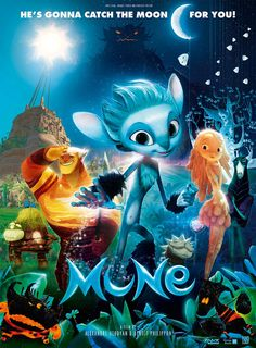 Nico Marlet-Designed French Feature 'Mune' Has a Trailer  #animation #mune #3d