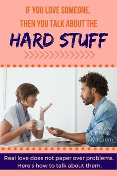 Having the hard conversations with your spouse--love doesn't mean you don't confront sin or ever get angry. Love just means you deal with it well.   Anger in Marriage via @sheilagregoire