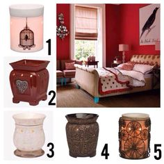 Scentsy Party Game: Which warmer would you choose? https://brandyhaselroth.scentsy.us/