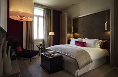 Situated in a beautiful, grand 1920s building on Pall Mall, the Sofitel St James is quite simply one of London's best hotels.
