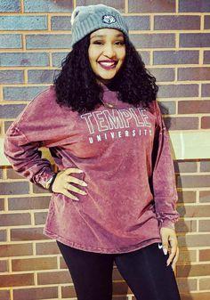 NCAA Bestie Womans Perfect Short Sleeve Crew Neck Tee
