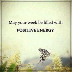Happy New Week, Positivity, Optimism