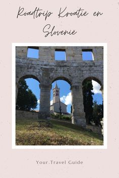 Route rondreis Kroatië Croatia Travel Guide, Slovenia Travel, Cities In Europe, Ultimate Travel, Solo Travel, Brooklyn Bridge, Where To Go, North America, Traveling By Yourself